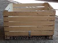 Контейнер дерев'янний
