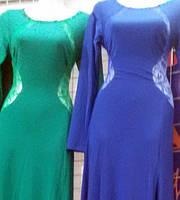 """Длинное платье """"Ирэн"""" Chia BRAND"""