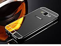 Чехол бампер для Samsung Galaxy J1\J100 2015года чохол дзеркальний на самсунг J1\j100