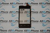 Сенсорный экран для мобильного телефона Prestigio Pap 4040 черный