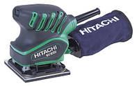 Шлифмашина вибрационная Hitachi SV 12 SG