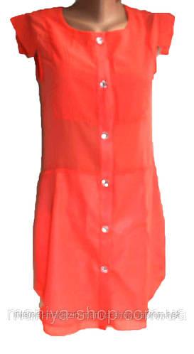 Платье женское шифон