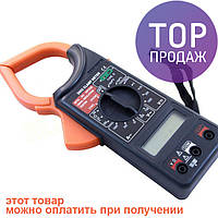 Клещи переменного тока DT-266C Digital Clamp Meter / Токоизмерительные клещи
