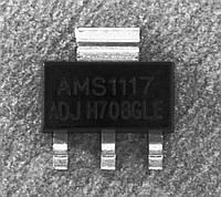 AMS1117-ADJ;(SOT223)