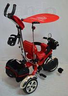 Детский трехколесный велосипед Lexus Trike KR 01, колеса - пластиковые и надувные
