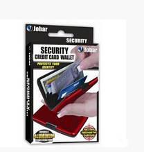 Кошелек Security Credit Card Wallet v