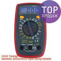Мультиметр цифровой DT-33B / Ручной измерительный прибор
