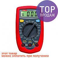 Мультиметр цифровой UT-33B UNI-T / Ручной измерительный прибор