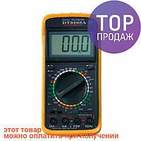 Мультиметр универсальный DT9208A / Ручной измерительный прибор