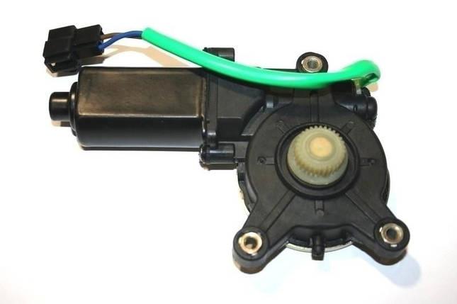 Мотор стеклоподъемника Deawoo Lanos (ланос) под шестерню. пер лев. дв 96190208, 96430356, 96190208., фото 2