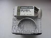 Коренные вкладыши Fiat Doblo  1,2  1,4.0,25 mm