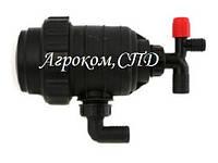 Фильтр опрыскивателя всасывающий - патр. 40 мм