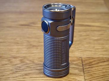 Фонарь Olight S Mini Baton XM-L2 - Stainless Steel GunBlack