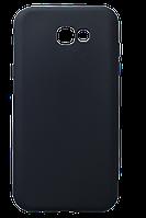Чохол силіконовий Slim для Samsung Galaxy A7 2017 SM-A720H Black