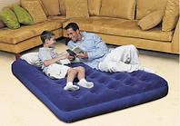 Двухспальный надувной матрас Bestway, фото 1