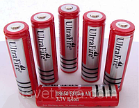 Аккумулятор Ultra Fire 3.7V 18650. 5800mAh/4200mAh для шокера, шокеров, электрошокеров, фонарика
