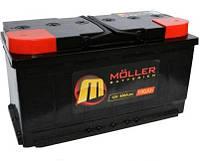 Аккумулятор Moller Starter 100 Аг 850 А