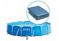 Каркасный бассейн Intex 366-76см
