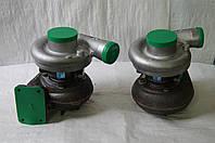 Турбокомпрессор Schwitzer S2B (КамАЗ - Евро-2)