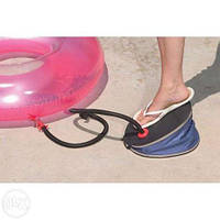 Носос ножной Intex, для матрасов, диванов, кругов и др. надувных изделий