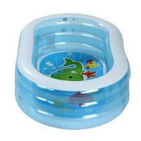 Надувной бассейн в дом Intex