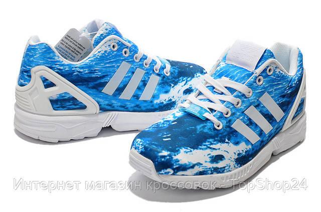 Кроссовки Adidas Flux заказать