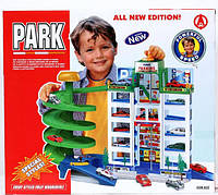 Детская мега-парковка