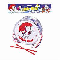 Детская игрушка барабан 1091