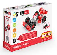 Конструктор Engino серии STEM HEROES Спортивные автомобили - формула (SH31)