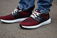 Чоловічі Adidas Ultra Boost бордові