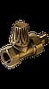 Кран радиаторный прямой (нижний) RETROstyle