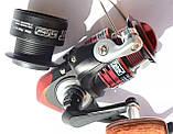 Катушка для рыбалки BratFishing, AUTOBOT 1000 FD, 5+1 подш., фото 3