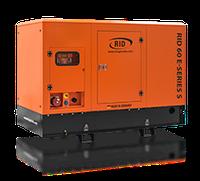 Дизель генератор RID 60 E-SERIES S (52 КВТ) в капоте + зимний пакет + автозвпуск