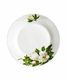 Тарелки и салатники круглые