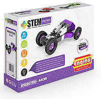Конструктор Engino серии STEM HEROES Спортивные автомобили - гоночный (SH33)