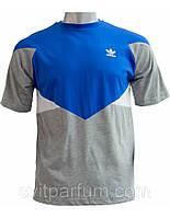 Мужская футболка Adidas из хлопка, одежда Киев, футболки оптом Украина