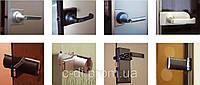 Фурнитура для Стеклянных дверей в алюминиевой коробке, фото 1