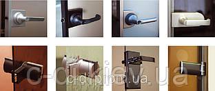 Фурнитура для Стеклянных дверей в алюминиевой коробке