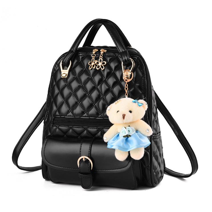 7b18dd40d70f Женская сумка рюкзак трансформер. Стильные женские городские рюкзаки в трех  цветах: красный, черный, синий.