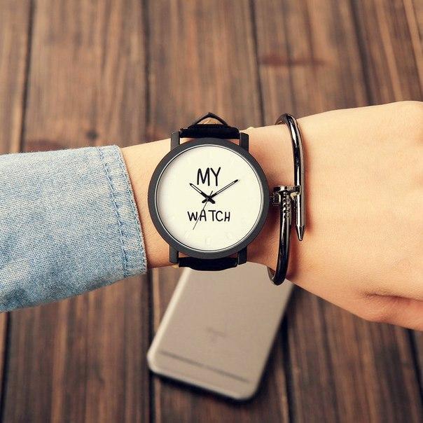 Женские часы My watch