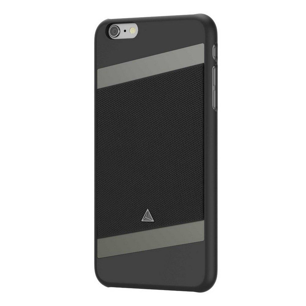 Чехол  для iPhone 6 Plus/6s Plus с отделом для карточек Adonit Wallet черный
