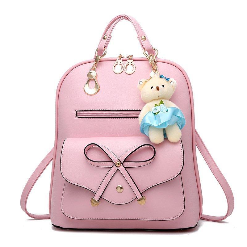 Рюкзак женский Candy Bear bantyk light pink