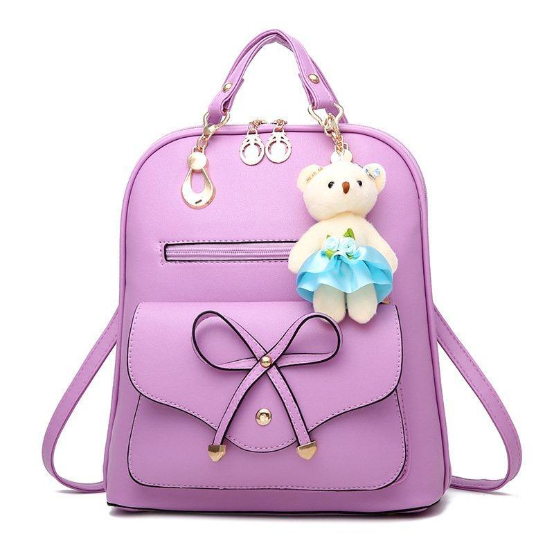 Рюкзак жіночий Candy Bear bantyk purple