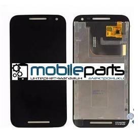 Оригинальный Дисплей (Модуль)+Сенсор для Motorola XT1540 Moto G3 (3nd Gen), XT1541 Moto G3 (3nd Gen)