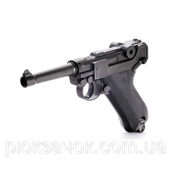 Пистолет пневматический газобаллонный UMAREX LEGENDS P.08