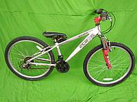 Підлітковий велосипед Raleight zero, алюміній, колеса 24