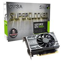 Видеокарта EVGA GeForce GTX 1050 Ti SC GAMING 4GB