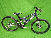 Підлітковий велосипед Barracuda jammin, алюміній, колеса 24