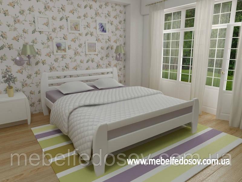 Кровать Милан односпальная 90 (Мебигранд/Mebigrand) 1050х1990(2090)х800мм