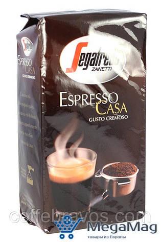 Кофе молотый SEGAFREDO Espresso Casa 250г, фото 2